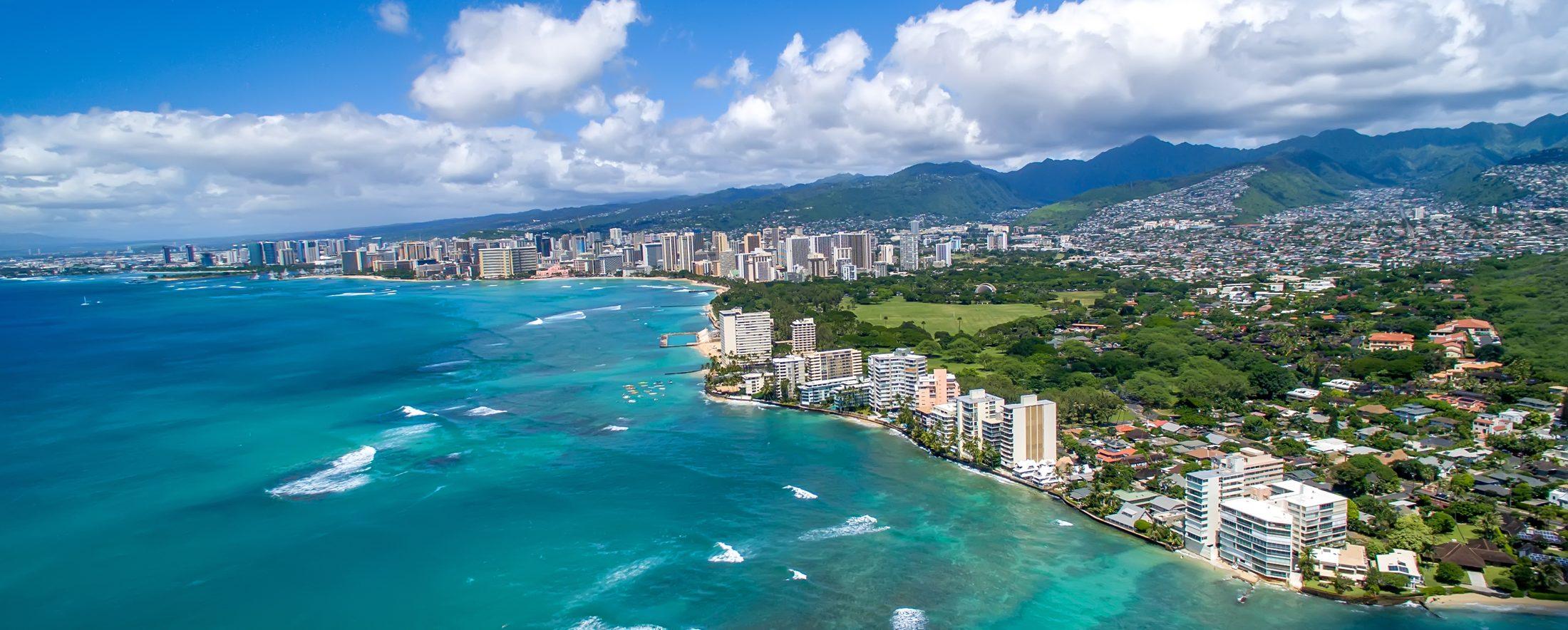 Waikiki Coast