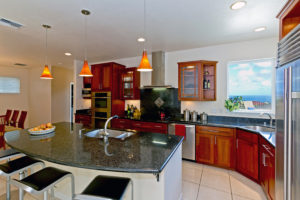 Honolulu luxury home for sale - 150 Kokololio Kitchen